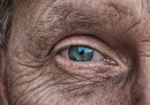 Human eye, oogbewustzijn,