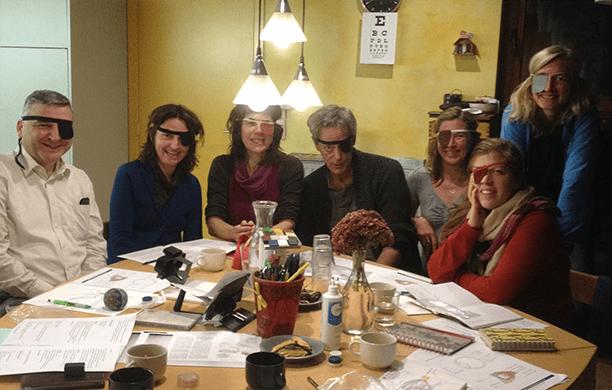 Workshop oogtraining - Les Yeux De Francoise